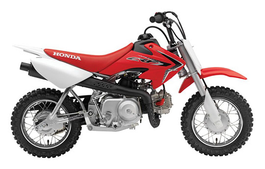 2019 Honda CRF50F in Goleta, California