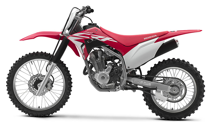 2019 Honda CRF250F in Everett, Pennsylvania - Photo 2