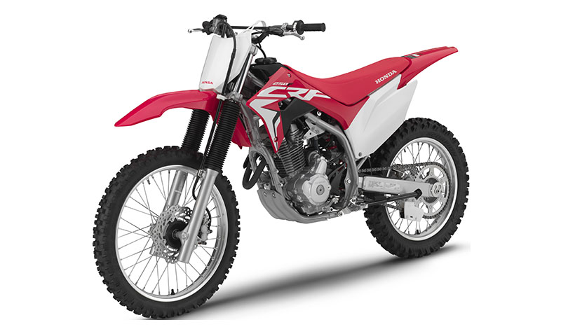 2019 Honda CRF250F in Everett, Pennsylvania - Photo 4