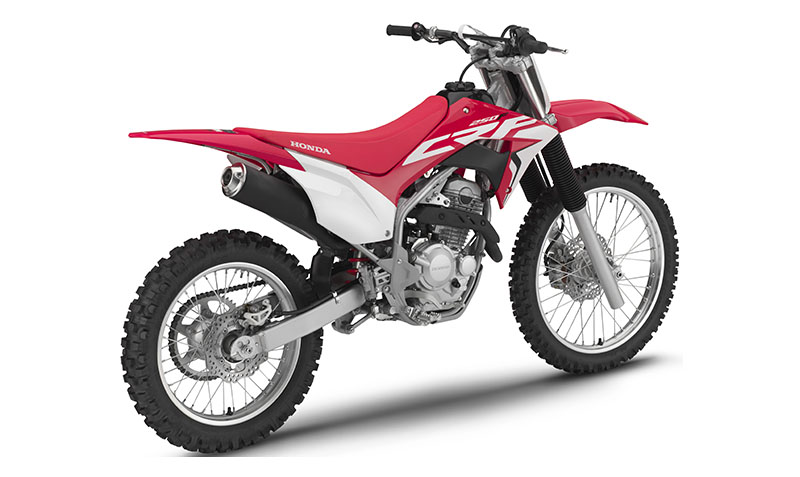 2019 Honda CRF250F in Everett, Pennsylvania - Photo 5