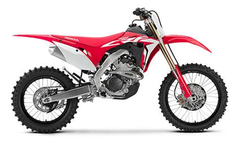 2019 Honda CRF250RX in Brunswick, Georgia