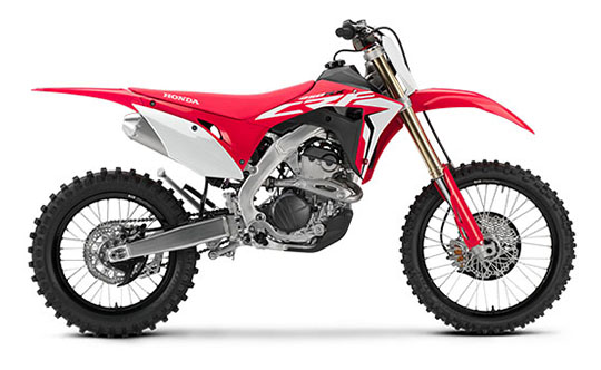 2019 Honda CRF250RX in Iowa City, Iowa - Photo 1