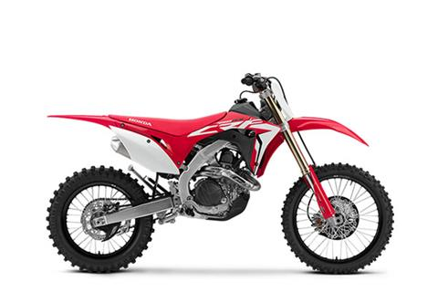 2019 Honda CRF450RX in Joplin, Missouri