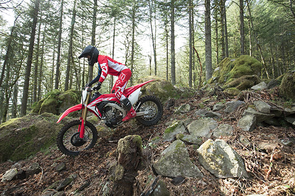 2019 Honda CRF450RX in Everett, Pennsylvania - Photo 7