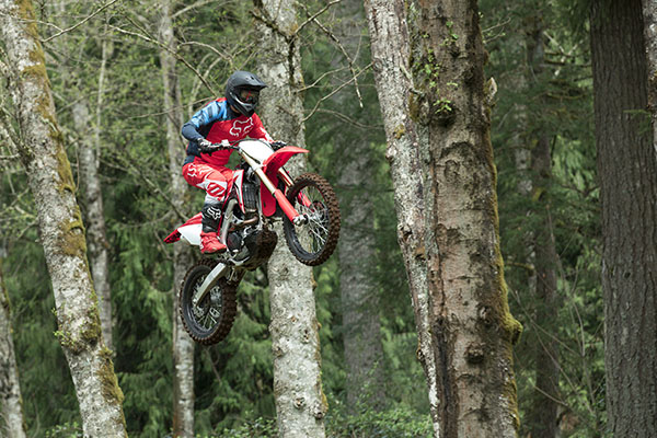 2019 Honda CRF450RX in Grass Valley, California - Photo 9