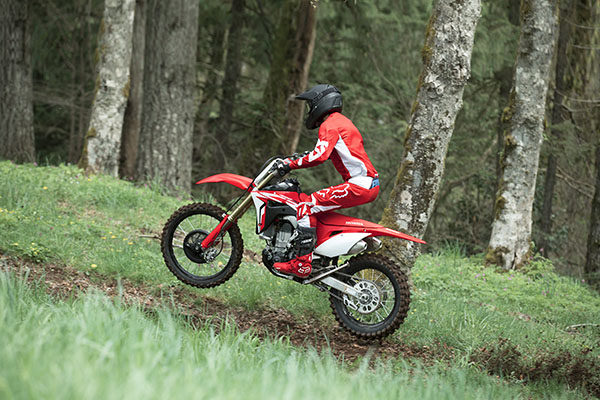 2019 Honda CRF450RX in Everett, Pennsylvania - Photo 10