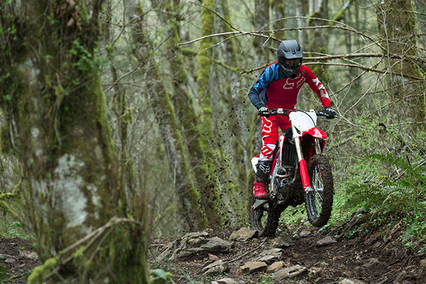 2019 Honda CRF450RX in Grass Valley, California - Photo 12
