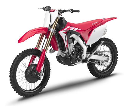 2019 Honda CRF450RX in Grass Valley, California - Photo 4