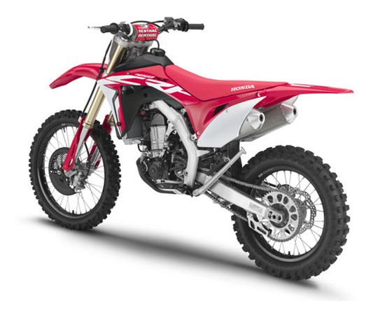 2019 Honda CRF450RX in Orange, California