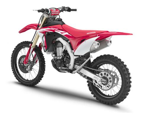 2019 Honda CRF450RX in Everett, Pennsylvania - Photo 6