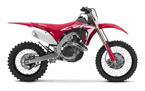 2019 Honda CRF450X in Freeport, Illinois