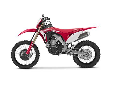2019 Honda CRF450X in Murrieta, California