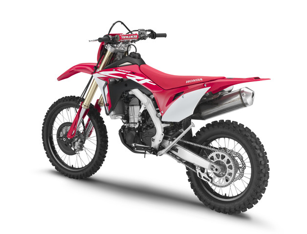 2019 Honda CRF450X in North Mankato, Minnesota