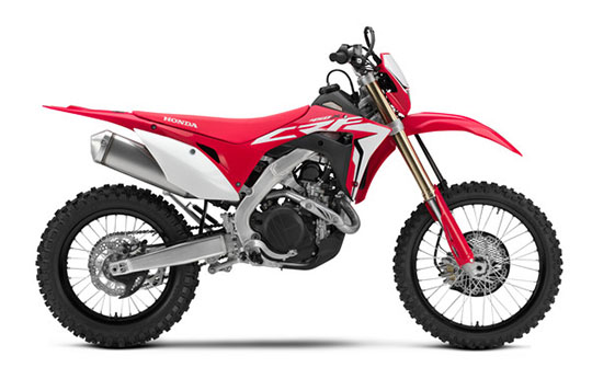 2019 Honda CRF450X in Glen Burnie, Maryland