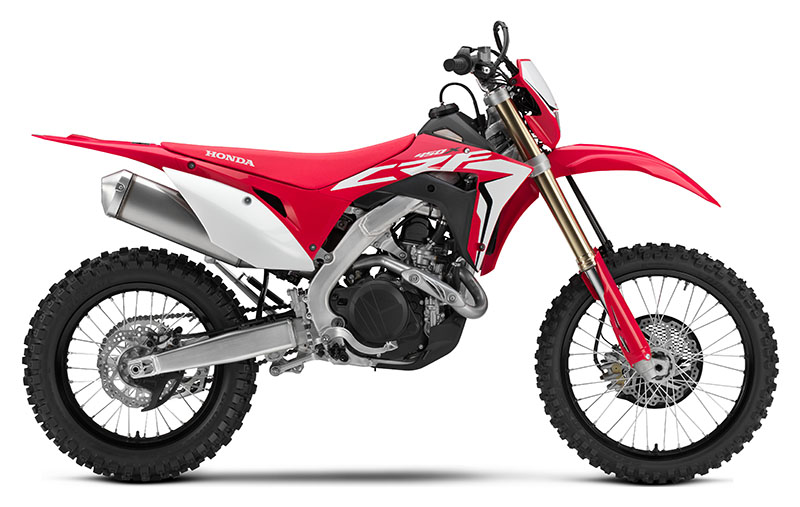 2019 Honda CRF450X in Virginia Beach, Virginia - Photo 1