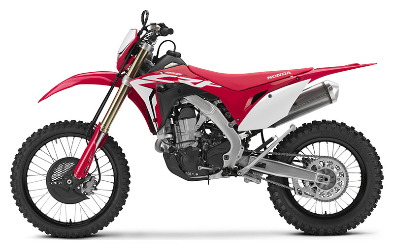 2019 Honda CRF450X in Everett, Pennsylvania - Photo 2