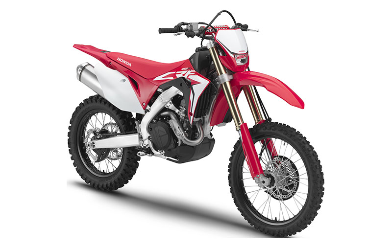 2019 Honda CRF450X in Berkeley, California - Photo 3