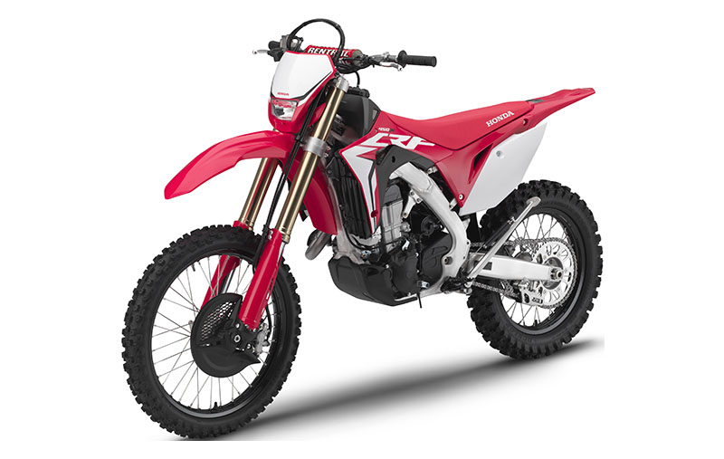 2019 Honda CRF450X in Monroe, Michigan - Photo 4
