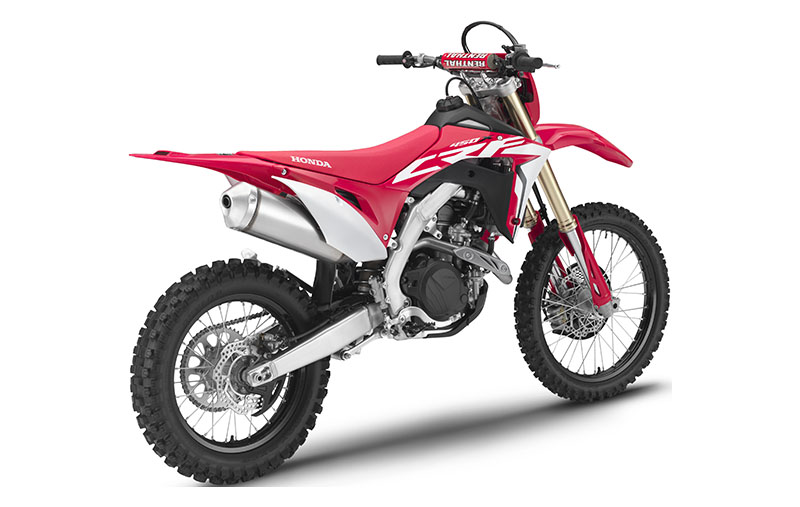 2019 Honda CRF450X in Danbury, Connecticut - Photo 5