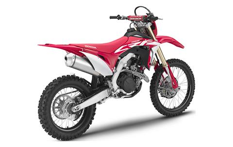2019 Honda CRF450X in Springfield, Ohio