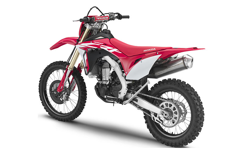 2019 Honda CRF450X in Danbury, Connecticut - Photo 6
