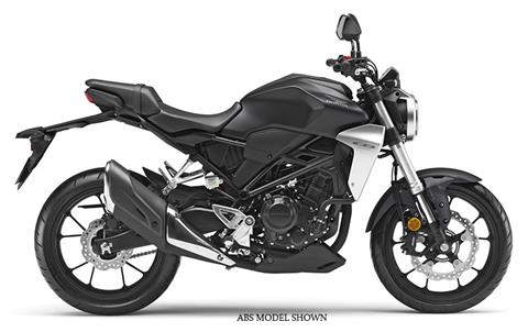 2019 Honda CB300R in Augusta, Maine