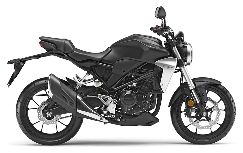 2019 Honda CB300R ABS in Asheville, North Carolina