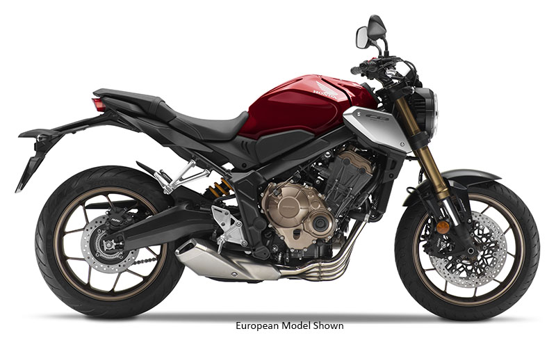 2019 Honda CB650R in Baldwin, Michigan