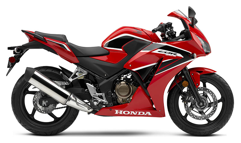 2019 Honda CBR300R in Berkeley, California - Photo 1