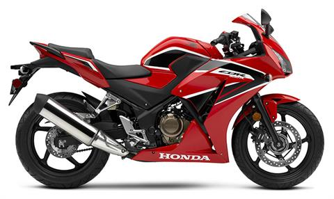 2019 Honda CBR300R in Monroe, Michigan - Photo 1