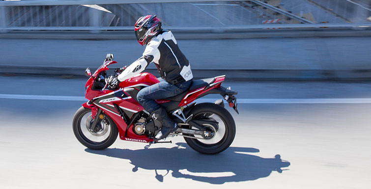 2019 Honda CBR300R in Lakeport, California