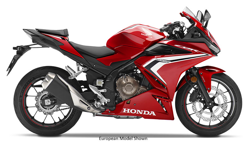 2019 Honda CBR500R in Purvis, Mississippi - Photo 1