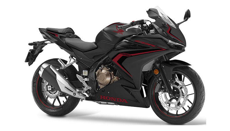 2019 Honda CBR500R in Freeport, Illinois