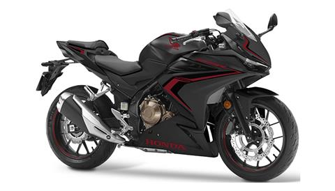 2019 Honda CBR500R in Littleton, New Hampshire