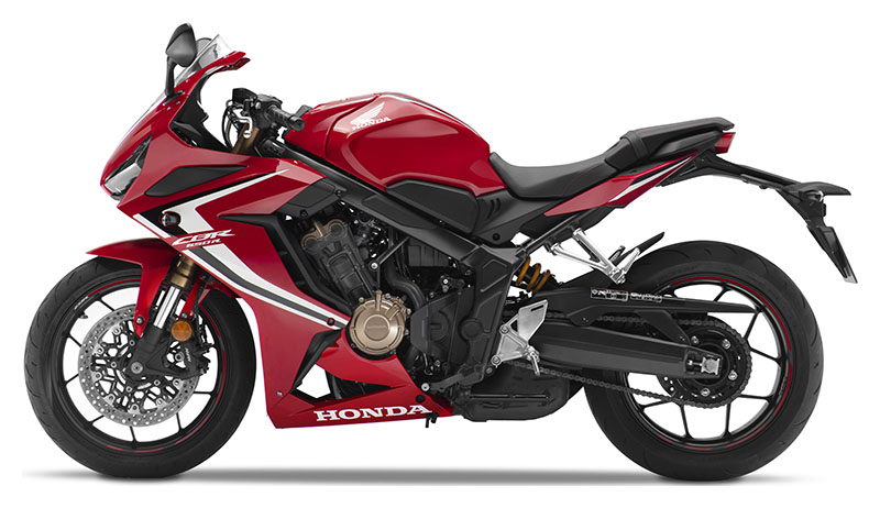 2019 Honda CBR650R in Lewiston, Maine