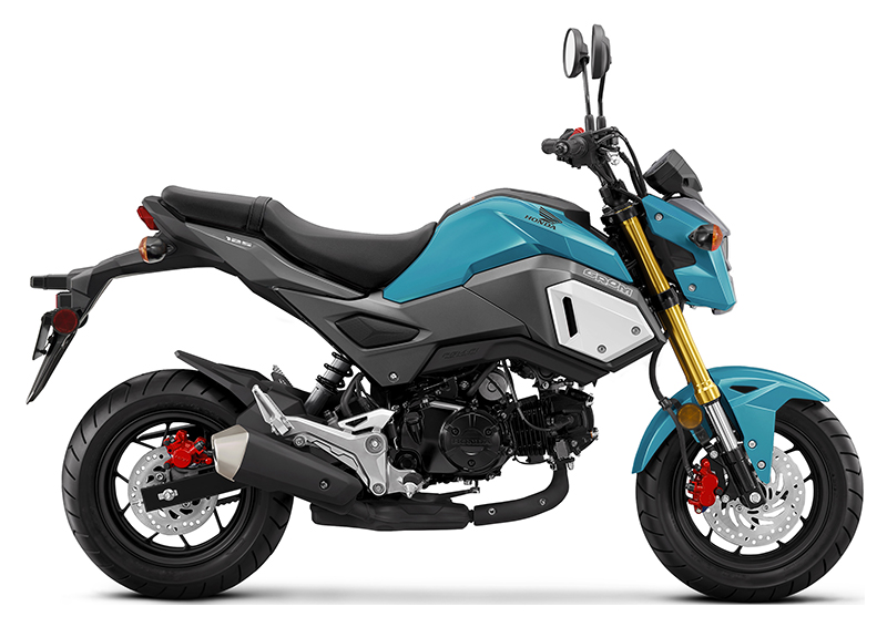2019 Honda Grom in Middletown, New York - Photo 3
