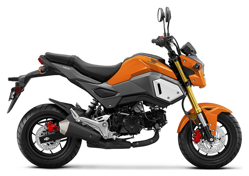 2019 Honda Grom in North Reading, Massachusetts