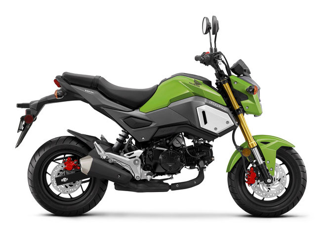 2019 Honda Grom in Crystal Lake, Illinois