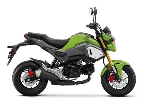 2019 Honda Grom in Fairfield, Illinois