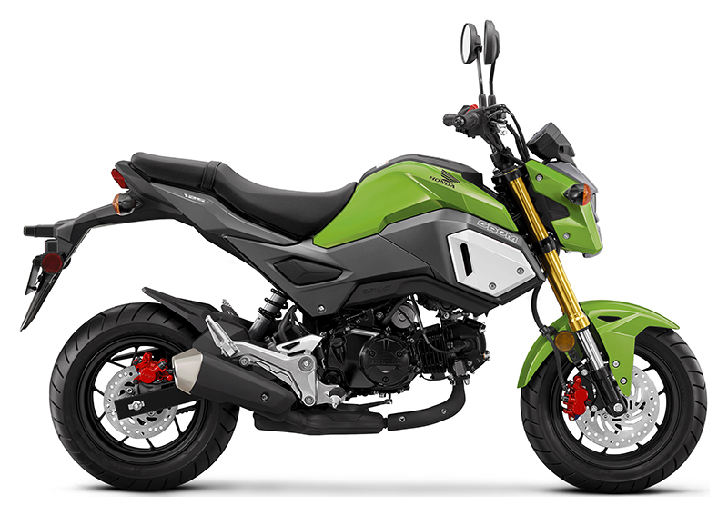 2019 Honda Grom in Iowa City, Iowa