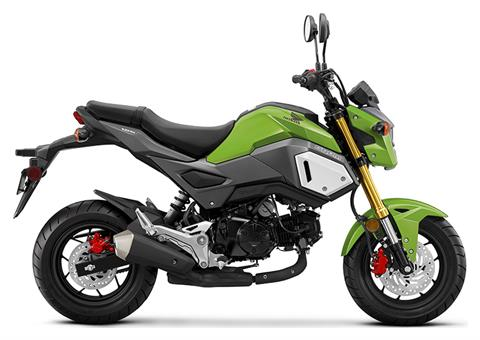 2019 Honda Grom in Moline, Illinois