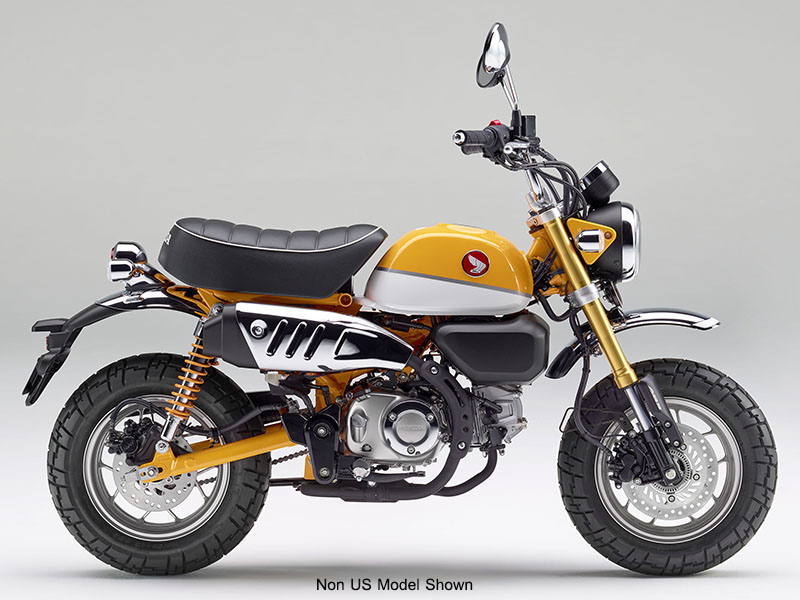 2019 Honda Monkey in Baldwin, Michigan