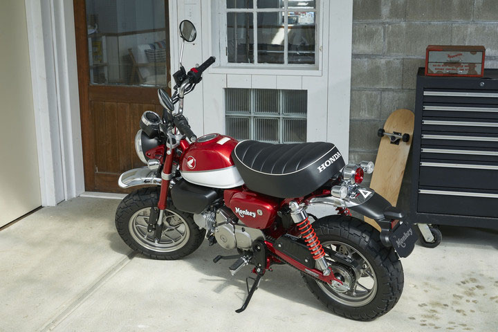 2019 Honda Monkey in Escanaba, Michigan - Photo 4