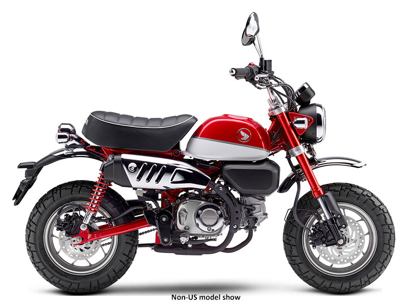 2019 Honda Monkey in Ukiah, California - Photo 1
