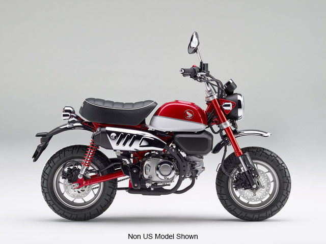2019 Honda Monkey ABS in Albany, Oregon