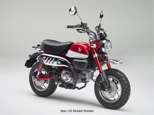 2019 Honda Monkey ABS in Allen, Texas