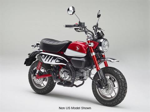 2019 Honda Monkey ABS in Wisconsin Rapids, Wisconsin
