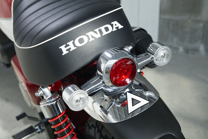 2019 Honda Monkey ABS in Victorville, California - Photo 5