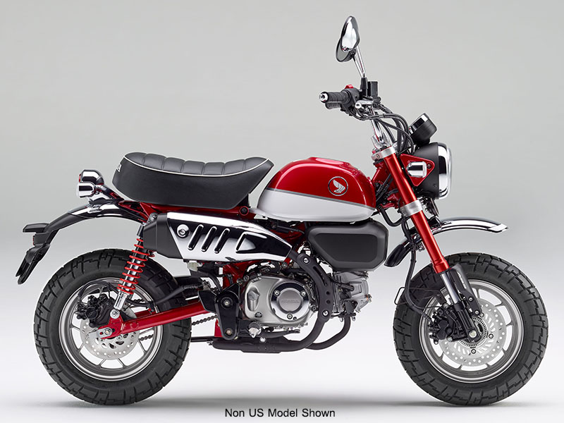 2019 Honda Monkey ABS in Iowa City, Iowa - Photo 1