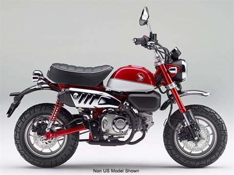 2019 Honda Monkey ABS in Augusta, Maine